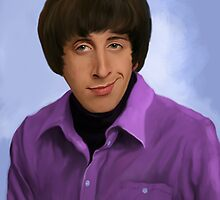 Wolowitz by morlock