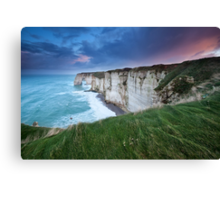 Coast lines Canvas Print