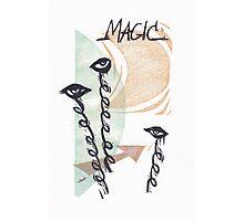 Magic Eyes Photographic Print