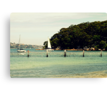 A Day Out... Sailing  Canvas Print