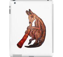 Didgeridoo Kangaroo iPad Case/Skin