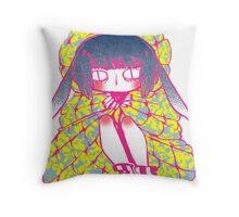 Princess Jellyfish Throw Pillow