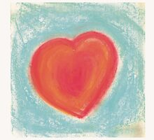 Heart for my Valentine by Marie Charrois