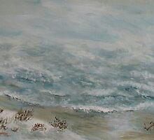 Ocean Storm by Vanessa Zakas