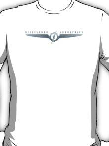Dieselpunk Industries Metal Logo T-Shirt