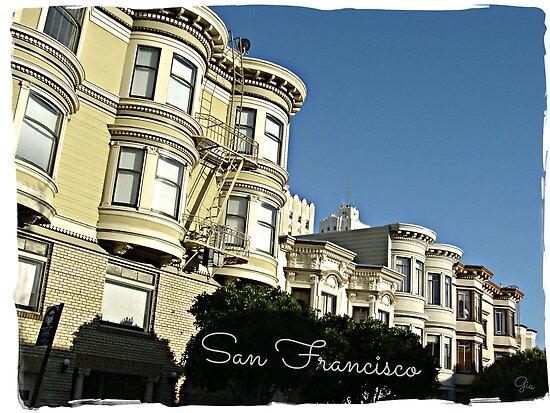 """ San Francisco "" by Gail Jones"