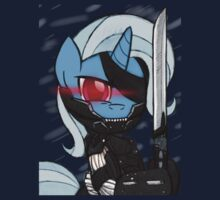 Metal Gear Trixie (My Little Pony: Friendship is Magic) by broniesunite