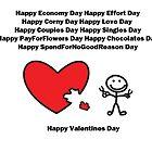 Heart Breaker Vs Valentine by mog2910