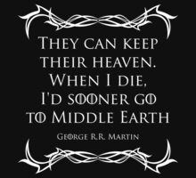George Quotes by QuinOfWesteros