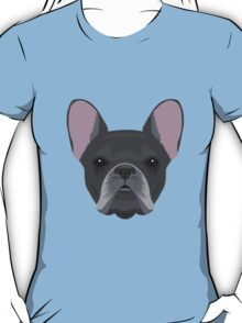 Black French Bulldog T-Shirt