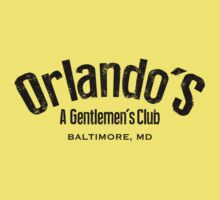The Wire - Orlando's Gentlemen's Club by lordbiro