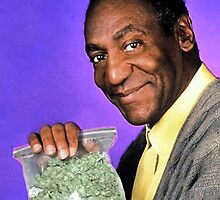 Bill Cosby weed by Bini3000