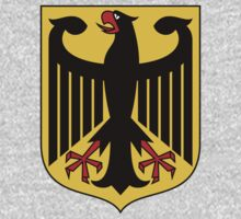 Coat of Arms of Germany by cadellin