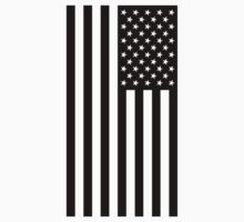 USA Dope Flag Vertical by ParadiseGlobal