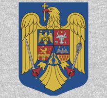 Coat of Arms of Romania by cadellin
