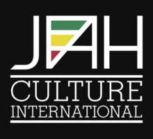 JAH Culture INTL Logo WHT by mijumi