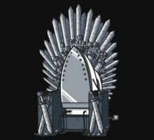 Iron throne by haqstar