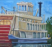 Empress Lilly by Robert Holewinski