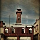Goshen Firehouse by PineSinger