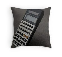 Calculated Move Throw Pillow