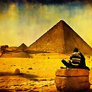 1001 Nights - Tales from Egypt - The Pyramids by Mark Tisdale