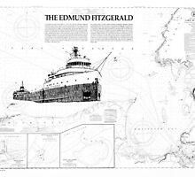 Edmund Fitzgeral by Wesley Mutch