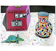 Holga box Poster