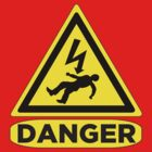 Danger - Risk of Electrical Shock   by DarkVotum