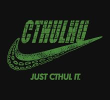 Just Cthul it. (texture) by J.C. Maziu