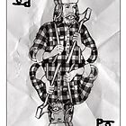 Lumberjack Card by omhd