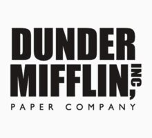 Dunder Mifflin inc. by haqstar