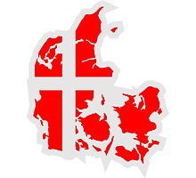 Denmark Danmark by Style-O-Mat