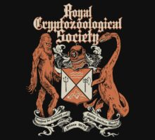 Royal Cryptozoological Society by HeartattackJack