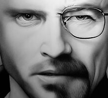 Breaking Bad (Walt and Jessie hybrid) by eddie4182