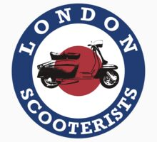 Mod Target - London Scooterists by Scooterist