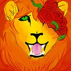 Lion and the Rose by kate owen