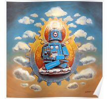 Buddha Bot v5 Poster