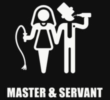 Master & Servant (Wedding / White) by MrFaulbaum