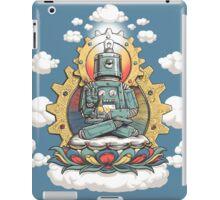 Buddha Bot v6 iPad Case/Skin