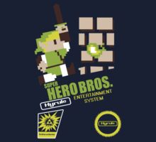 Super hero bros  by absolemstudio