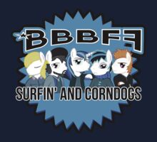 *BBBFF Surfin' and Corndogs! by misslelia
