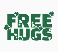 Free hugs shamrocks by Designzz
