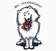 Eskie Me, Manipuate? by offleashart