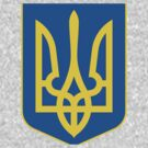 Coat of Arms of Ukraine by cadellin