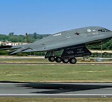 Northrop Grumman B-2A Spirit 82-1069/WM by Colin Smedley