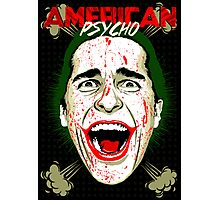 American Psycho The Killing Joke Edition Photographic Print