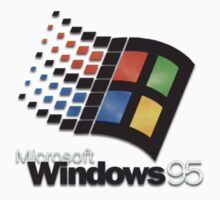 Windows 95 by brokespice