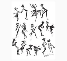 Let's Dance by Wendy Wahman