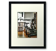 The Wine Tasters  Framed Print