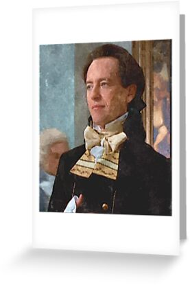 richard e grant the pimpernel water colour 3 by DrWhoJohnSmith